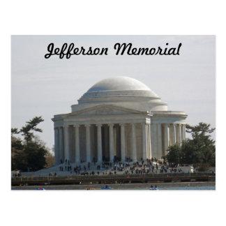 Jefferson Memorial Washington DC 001 Postcard