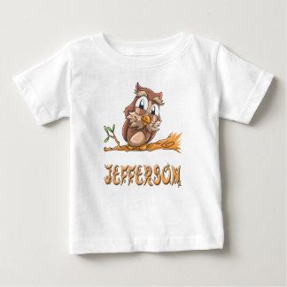 Jefferson Owl Baby T-Shirt