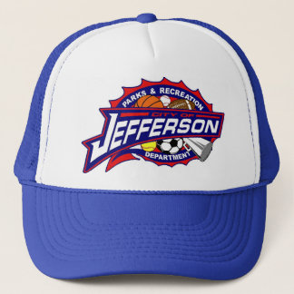 Jefferson Rec Trucker Hat