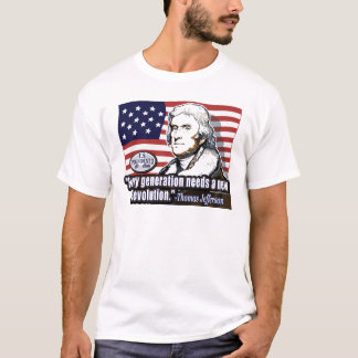 Jefferson Revolution Shirt