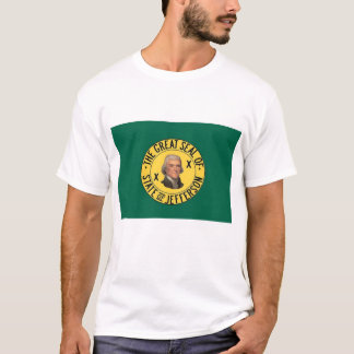 Jefferson State Flag T-Shirt