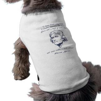 Jefferson - Wine Pet Shirt