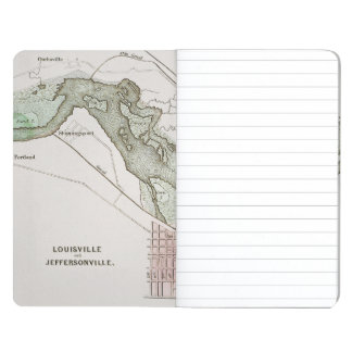JEFFERSONVILLE, INDIANA: MAP JOURNALS