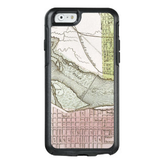 JEFFERSONVILLE, INDIANA: MAP OtterBox iPhone 6/6S CASE
