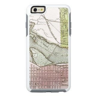 JEFFERSONVILLE, INDIANA: MAP OtterBox iPhone 6/6S PLUS CASE