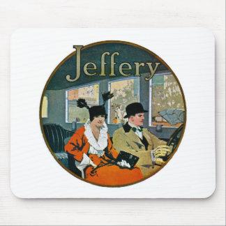 Jeffery Automobiles Advertisement - Vintage Mouse Pad
