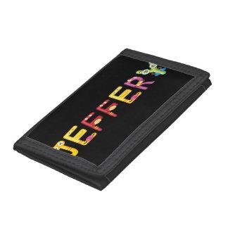 Jeffery wallet