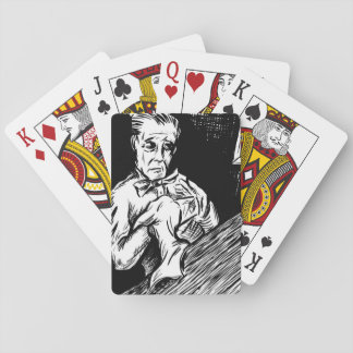 """Jeffrey Scott Holland's """"The Bartender"""" Poker Deck"""