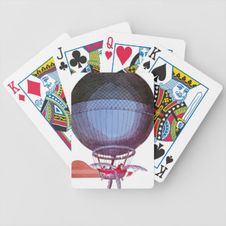 Jeffries_balloon Bicycle Playing Cards