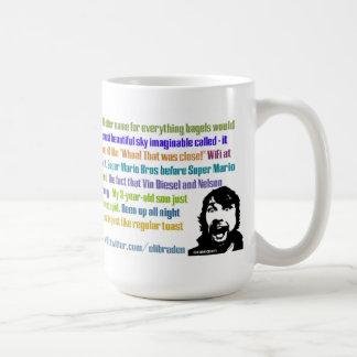 Jehovah's Fitness Coffee Mug