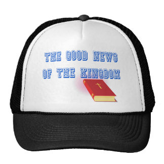 Jehovah's Witness Good News Mesh Hats