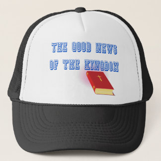 Jehovah's Witness Good News Trucker Hat