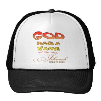 Jehovah's Witness Trucker Hat