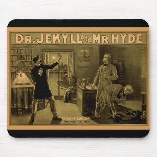 Jekyll & Hyde - Mousepad