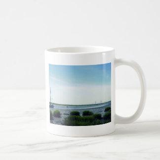 Jekyll Island Dock Coffee Mug