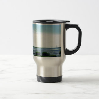 Jekyll Island Dock Travel Mug