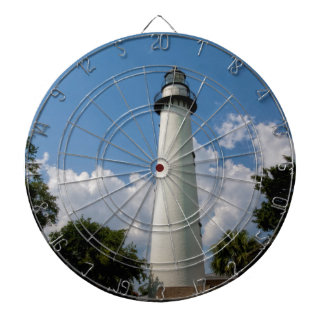 Jekyll Island Georgia Lighthouse Dart Boards