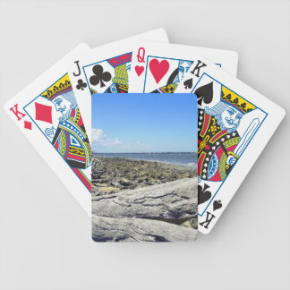 Jekyll View Bicycle Playing Cards