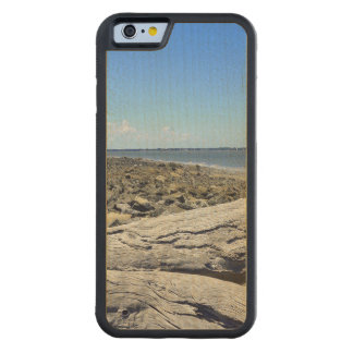 Jekyll View Maple iPhone 6 Bumper Case