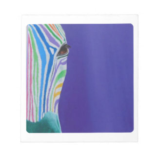 Jelena the Zebra Notepad