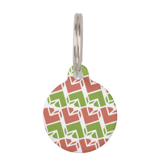Jella / Round Small Pet Tag