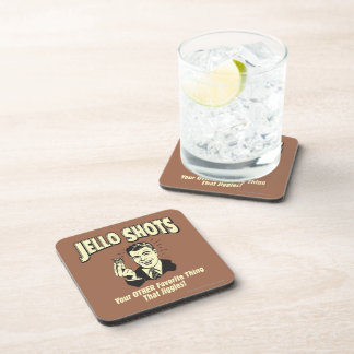 Jello Shots: Other Favorite Thing Coaster
