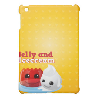 jelly and icecream  iPad mini covers