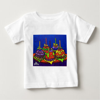 Jelly Apples 2 by Piliero Baby T-Shirt