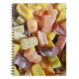 Jelly babies notebook