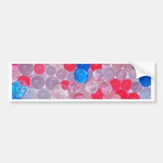 jelly balls bumper sticker