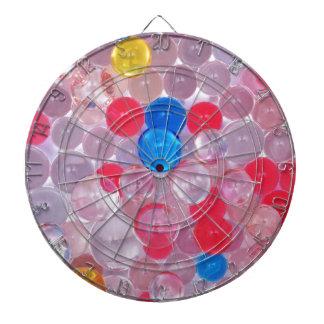 jelly balls dartboard