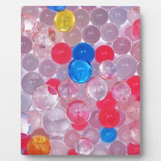 jelly balls plaque