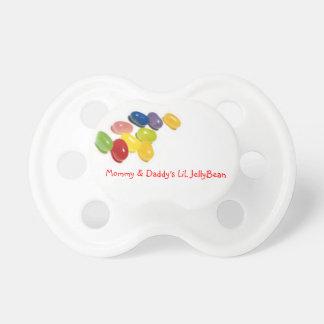 Jelly Bean Binky Pacifier
