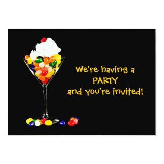 Jelly Bean Cocktail Invitation - Multi Use Party