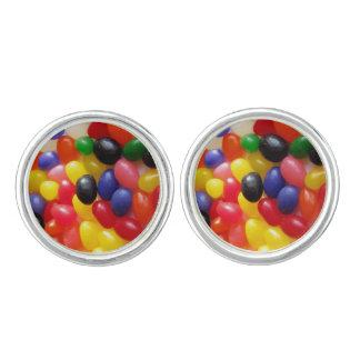 Jelly Bean Cufflinks