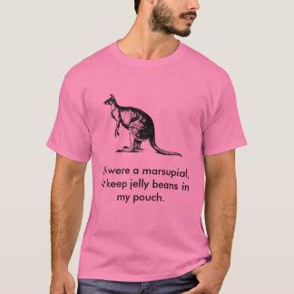 Jelly Bean Pouch T-Shirt