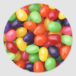 Jelly Bean Sticker