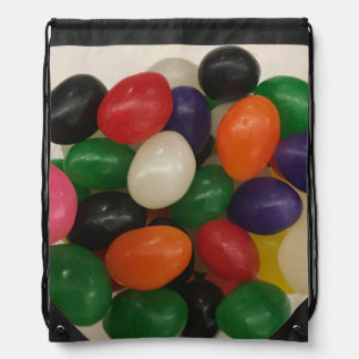Jelly Bean String Backpack