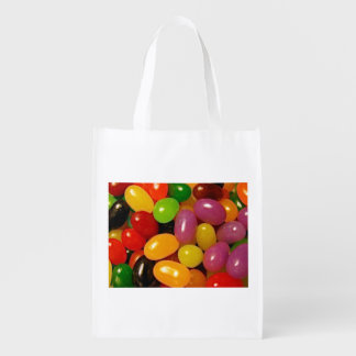 Jelly Beans and Easter Reusable Grocery Bags