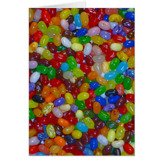 Jelly Beans Card