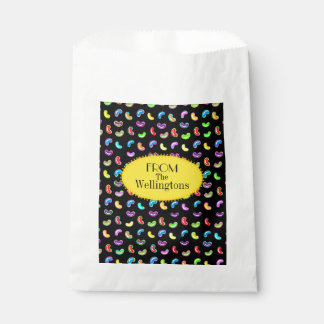 Jelly Beans Favor Bags