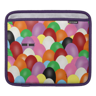 Jelly Beans iPad Sleeve