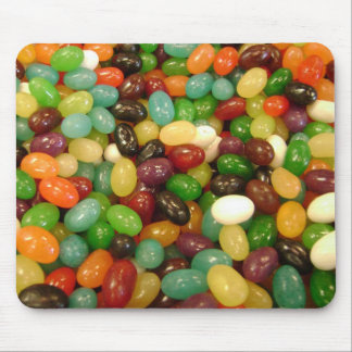 Jelly Beans! Mouse Pad