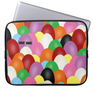 Jelly Beans Neoprene Laptop Sleeve