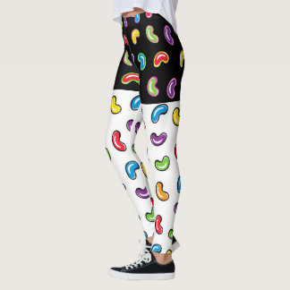 Jelly Beans Pop Fashion Leggings