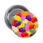 Jelly Brains 2 Inch Round Button