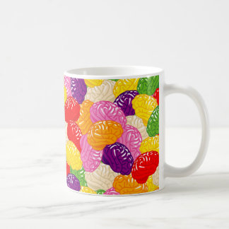 Jelly Brains Brainstorming Mug