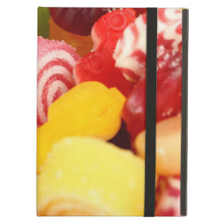 Jelly candy case for iPad air