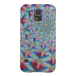 Jelly Chrysanthemum Galaxy S5 Cases