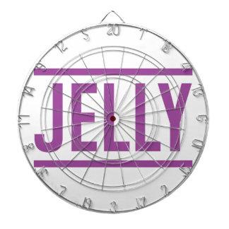 Jelly Dartboard